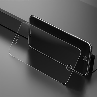 voordelige iPhone screenprotectors -schermbeschermer voor apple iphone 8/8 plus / 7 plus / 7 / 6s / 6 plus gehard glas 1 stuk voorschermbeschermer high definition (hd) / 9h hardheid / explosiebestendig