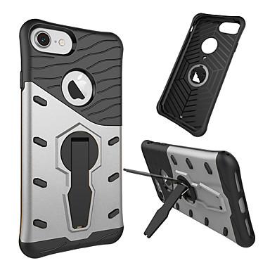 voordelige iPhone-hoesjes-antislip beschermhoes robuuste schokbestendige robot armor mobiele telefoon dekking voor iPhone 7, 8 / iPhone 7 plus, 8 plus