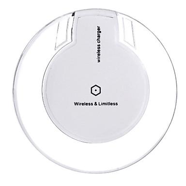 Недорогие Беспроводные зарядные устройства-Ци беспроводное зарядное устройство зарядки индукции USB зарядное устройство для мобильного телефона