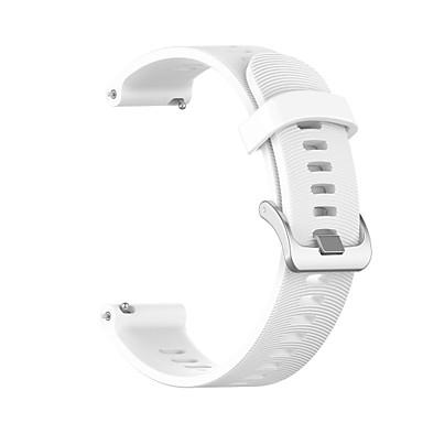 Недорогие Ремешки для часов Huawei-Ремешок для часов для Huawei Watch 2 Huawei Спортивный ремешок силиконовый Повязка на запястье