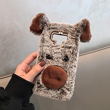 voordelige Galaxy Note 5 Hoesjes / covers-hoesje Voor Apple Note 9 / Note 8 / Note 5 DHZ Achterkant dier Zacht TPU
