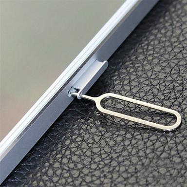 Недорогие Инструменты для ремонта и запчасти-50шт SIM-карты лоток выталкиватель вытолкнуть штифт открытый ключ инструмент для удаления