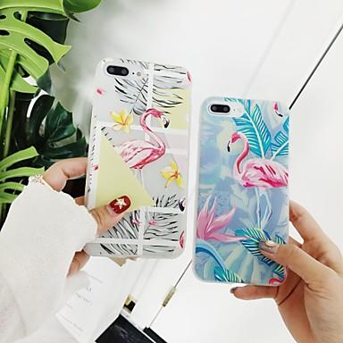 Недорогие Кейсы для iPhone 6 Plus-Кейс для Назначение Apple iPhone XS / iPhone XR / iPhone XS Max Защита от удара / Защита от пыли / Защита от влаги Кейс на заднюю панель / Чехол Цветы Твердый ТПУ / силикагель