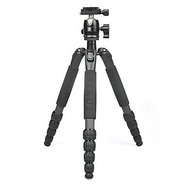 olcso Telefontartó-LITBest T-025SK+B-00K Kompatibilitás 137 cm Szabadtéri Tripod állvány Videokamera