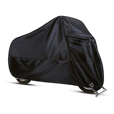 رخيصةأون يغطي السيارة-210d ماء في الهواء الطلق دراجة نارية غطاء دراجة كهربائية معطف المطر