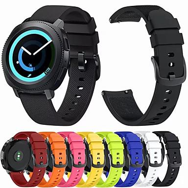 ieftine Uita-te Benzi pentru Ticwatch-Uita-Band pentru Ticlul 2 / Ticwatch E TicWatch Banderola Sport / Catarama Clasica Silicon Curea de Încheietură