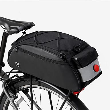 ieftine Genți Bicicletă-10 L Genți Portbagaj Bicicletă Impermeabil Portabil Purtabil Geantă Motor 600D Poliester Geantă Biciletă Geantă Ciclism Ciclism Bicicletă