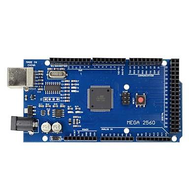 olcso Szenzorok-arduino kompatibilis atmega2560-16au ch340g atmega 2560 r3 kártya mega2560 r3