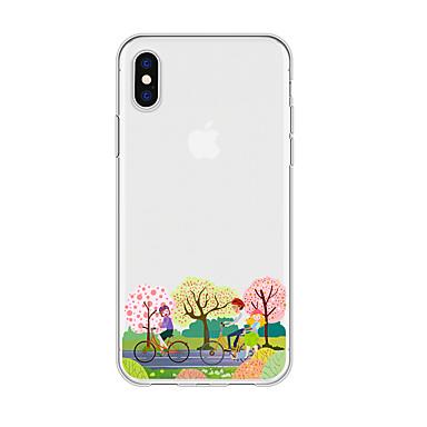 voordelige iPhone-hoesjes-hoesje voor iphone x xs max xr xs achterkant zachte hoes TPU eenvoudige bloem zachte TPU voor iPhone5 5s se 6 6p 6s sp 7 7p 8 8p16 * 8 * 1