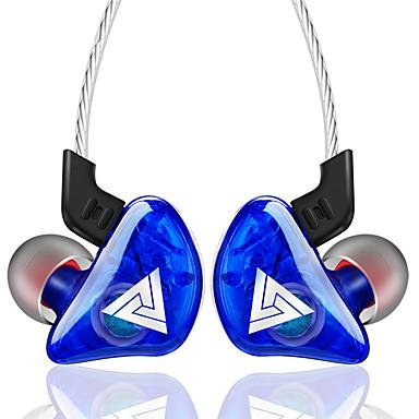 رخيصةأون سماعات الأذن السلكية-litbeset qkz ck5 in ear wired earphones سماعات السيليكا جل earbud سماعة ستيريو سماعة