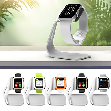 voordelige Apple Watch-bevestigingen & -houders-apple watch smart watch oplaadstandaard aluminium radiator laadondersteuning zonder adapter
