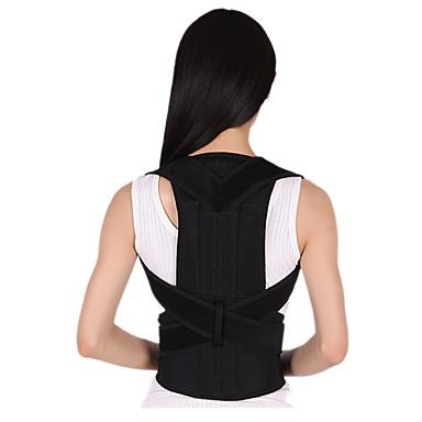 baratos Faixas para Fitness-Órtese para Ombro Treinador de postura Poliéster / Algodão Á Prova-de-Água Leve Corretor de Postura Ioga Exercícios de Inversão Fitness Para Homens Mulheres Cintura ombro Cintura e costas / Crianças