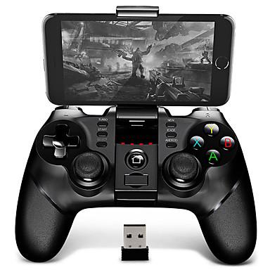 זול אביזרים למשחקי וידאו-ipega pg-9076 Bluetooth gamepad משחק לוח בודד נייד להניע ג'ויסטיק עבור אנדרואיד תא טלפון יד חופשית אש