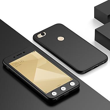 Недорогие Чехлы и кейсы для Galaxy Note-Кейс для Назначение SSamsung Galaxy S9 / S9 Plus / S8 Plus Матовое Кейс на заднюю панель Однотонный ТПУ