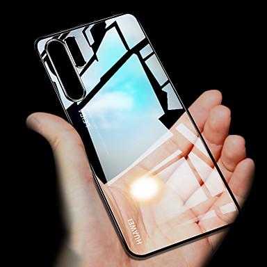 voordelige Hoesjes / covers voor Huawei-ultra dunne transparante telefoon geval voor huawei p30 pro p30 lite p30 p20 pro p20 lite p20 plating zachte tpu siliconen volledige dekking schokbestendig