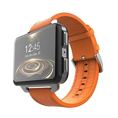 رخيصةأون ساعات ذكية-lemfo lem4 pro ساعة ذكية 1g + 16g 1200 mah bt اللياقة البدنية تعقب دعم إخطار / رصد معدل ضربات القلب 3g الروبوت 2.2 بوصة smartwatch الهاتف