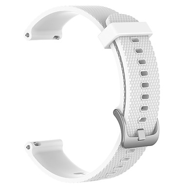 Недорогие Аксессуары для смарт-часов-Ремешок для часов для Vivoactive 3 Garmin Спортивный ремешок силиконовый Повязка на запястье