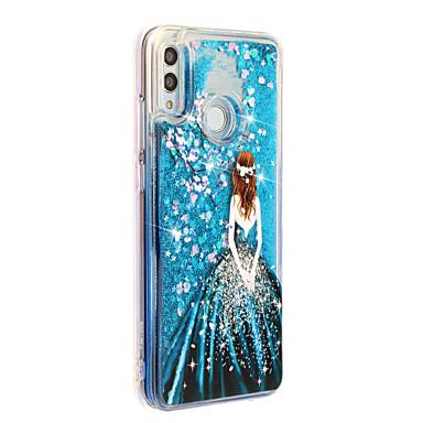 Недорогие Чехлы и кейсы для Xiaomi-чехол для huawei p20 lite huawei p30 чехол для телефона тпу материал окрашены узором плывун и чехол для телефона huawei p30 lite
