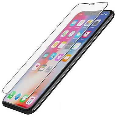voordelige iPhone SE/5s/5c/5 screenprotectors-AppleScreen ProtectoriPhone XS Mat Voorkant screenprotector 2 pcts Gehard Glas