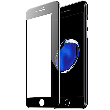 voordelige iPhone screenprotectors-Apple Screen Protector IPhone 8 plus High Definition (HD) front screen protector 1 stuk gehard glas