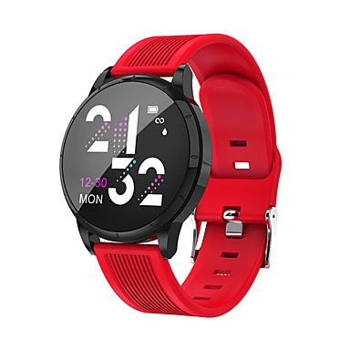 رخيصةأون ساعات النساء-نسائي ساعة رقمية كاجوال موضة أسود أحمر أخضر سيليكون رقمي أسود وردي بلاشيهغ أحمر مقاوم للماء بلوتوث Smart 30 m 1SET رقمي