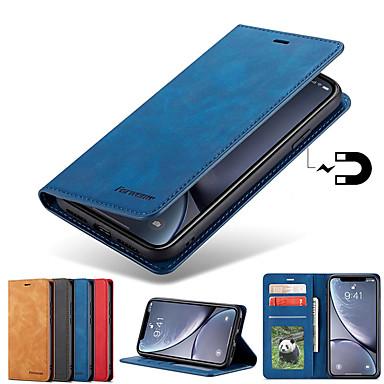 Недорогие Чехол Samsung-Роскошный чехол для Samsung Galaxy A70 A50 A40 A30 A20 A10 A90 A20E A7 2018 A8 2018 телефон чехол кожаный флип кошелек магнитный чехол с картой