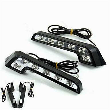olcso Szerelő világítás-fehér olvasólámpa led t10 autós led parkoló izzó 24smd automatikus belső panel lámpa