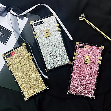 Недорогие Чехлы и кейсы для Galaxy Note-Кейс для Назначение SSamsung Galaxy S9 / S9 Plus / S8 Plus Защита от удара / Сияние и блеск Кейс на заднюю панель броня / Сияние и блеск Металл