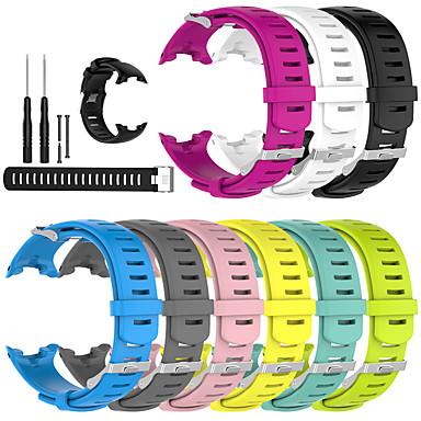 voordelige Smartwatch-accessoires-voor suunto d4 / d4i novo banden vervangende band siliconen kleurrijke sport polsband