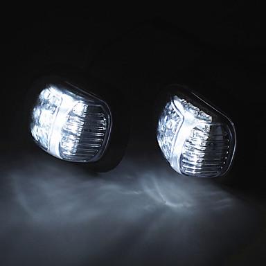 voordelige Motorverlichting-2 stks Motorfiets Richtingaanwijzer 12 V LED Richtingaanwijzers Indicatoren Universele Knipperlichten Flashers Voor Honda Grom MSX125 MSX125 SF Emitting Kleurblauw Lampenkap Kleuren Rook