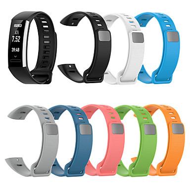 Недорогие Ремешки для часов Huawei-силиконовый ремешок на запястье для Huawei Band 2 / Band 2 Pro смарт-часы