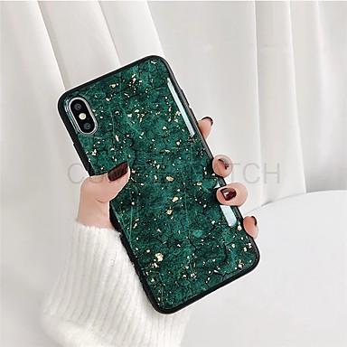 povoljno Samsung oprema-Θήκη Za Samsung Galaxy S9 / S9 Plus / S8 Plus Protiv prašine / Uzorak Stražnja maska Mramor TPU