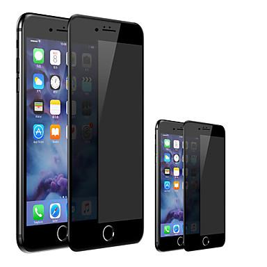 voordelige iPhone screenprotectors-schermbeschermer voor iphone 6 / 6s / 6s plus / 7 / 7plus / 8/8 plus privacy anti-spion gehard glas 1 stuk front screen protector high definition (hd) / 9h hardheid
