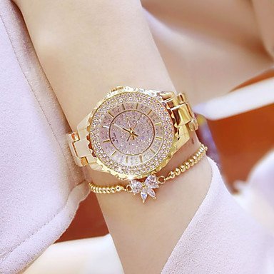 Women S Bracelet Watch Quartz Stainless