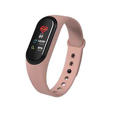 رخيصةأون ساعات ذكية-المياه M4 الذكية سوار smartwatch دائرة الرقابة الداخلية / الروبوت 4.0 استشعار بصمات الأصابع / استشعار الاصبع ABS + الكمبيوتر البرتقالي / الأسود / الأزرق