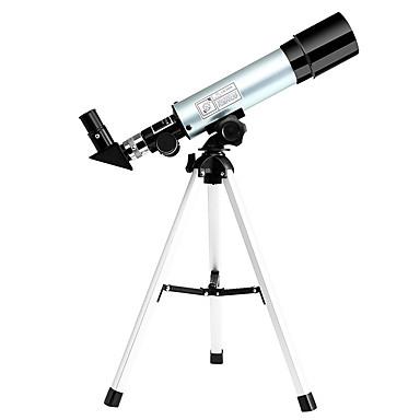 Phoenix 48 X 50 mm Telescop Αλταζιμουθιακό Portabil Unghi Larg Camping & Drumeții Vânătoare Exterior Aliaj din aluminiu / Da / Observare Păsări