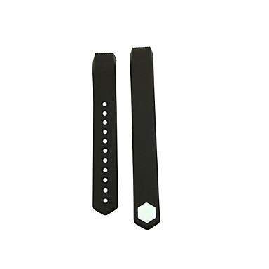 voordelige Smartwatch-accessoires-Horlogeband voor Fitbit Alta Fitbit Sportband / Klassieke gesp Silicone Polsband
