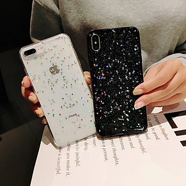 voordelige iPhone X hoesjes-hoesje Voor Apple iPhone XS / iPhone XR / iPhone XS Max Ultradun Achterkant Hemel TPU