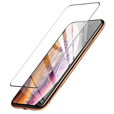 olcso iPhone XR képernyővédő fóliák-alma képernyővédő telefon xs / x / xsmax / xr nagyfelbontású (hd) első képernyővédő 5 db edzett üveg