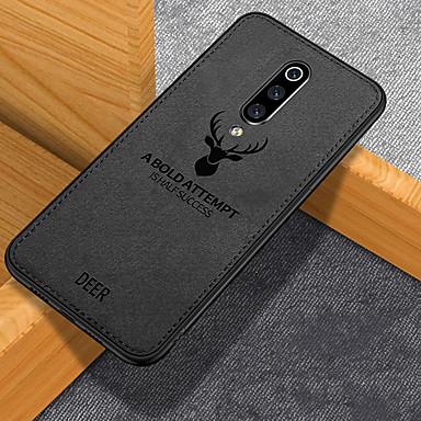 Недорогие Чехлы и кейсы для Xiaomi-Ткань ткань олень чехол для телефона для xiaomi mi 9t mi 9t pro mi cc9 mi cc9e мягкий силиконовый тпу задняя крышка
