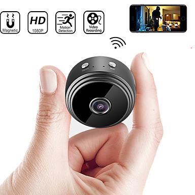 رخيصةأون كاميرات المراقبة IP-A9 ip كاميرا الأمن كاميرا مصغرة كاميرا dv wifi مايكرو كاميرا صغيرة كاميرا فيديو مسجل في ليلة النسخة المنزلية المراقبة hd اللاسلكية النائية مراقبة الهاتف os الروبوت التطبيق 1080 وعاء