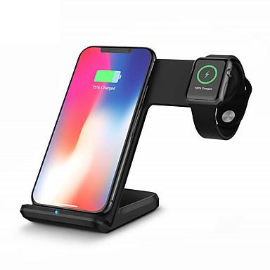 Χαμηλού Κόστους Αξεσουάρ για έξυπνα ρολόγια-KawBrown Smartwatch Charger / Οικιακός φορτιστής / Ασύρματος Φορτιστής Ασύρματος Φορτιστής Smartwatch Charger