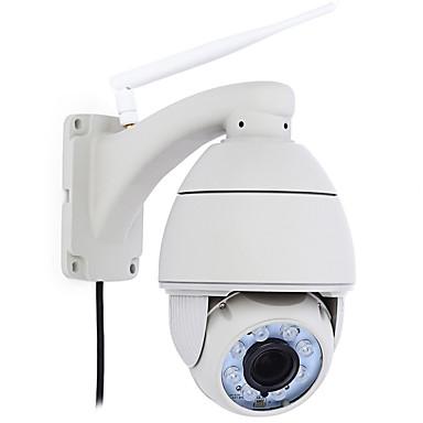 رخيصةأون كاميرات المراقبة IP-960 وعاء 130 واط h.264 wifi ip كاميرا p2p في الهواء الطلق p66 الأمن كاميرا sm2750-1202 دعم 128 جيجابايت