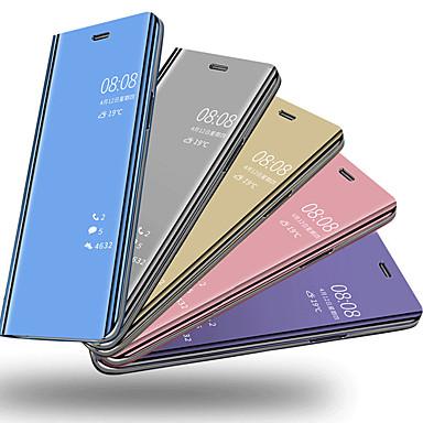 voordelige Galaxy Note-serie hoesjes / covers-hoesje Voor Samsung Galaxy Samsung Note 10 / Galaxy Note 10 Plus Schokbestendig / Beplating / Ultradun Volledig hoesje Effen PC