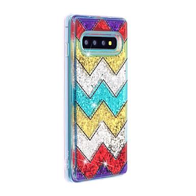 Недорогие Чехлы и кейсы для Galaxy S-чехол для samsung galaxy s9 s9 plus чехол для телефона тпу материал окрашенный рисунок зыбучие пески чехол для телефона samsung galaxy s8 s8 plus s10 s10 plus