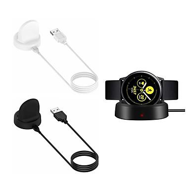 voordelige Smartwatch-accessoires-draagbare draadloze snel oplaadbare stroombronlader voor Samsung Galaxy Watch Active Watch