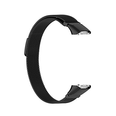 Недорогие Часы для Samsung-Ремешок для часов для Галактика подходит SM-R370 Samsung Galaxy Миланский ремешок Нержавеющая сталь Повязка на запястье