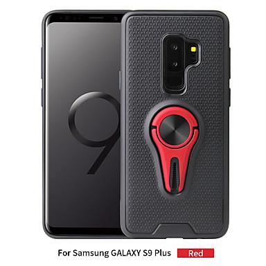 Недорогие Чехлы и кейсы для Galaxy Note-чехол для samsung galaxy s9 / s9 plus / s8 plus / s8 / s10 / s10 plus / note8 / note9 / note10 / a50 / a70 / a80 / a8 2018 / a8 plus 2018 с откидной задней крышкой однотонного ПК