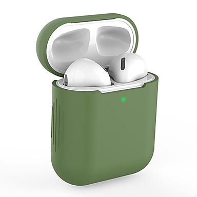 ieftine Accesorii Creative-Maska Pentru AirPods Anti Șoc / Anti Praf Cască pentru căști Greu
