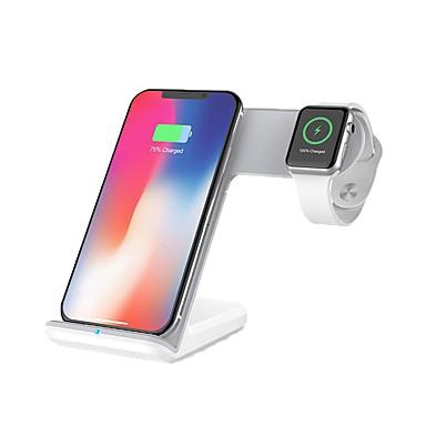 Недорогие Беспроводные зарядные устройства-Smartwatch Charger / Портативное зарядное устройство / Беспроводное зарядное устройство Зарядное устройство USB USB Беспроводное зарядное устройство 1.1 A / 1 A DC 9V / DC 5V для Apple Watch Series